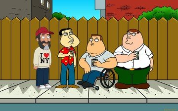 cartoon, family guy, peter griffin