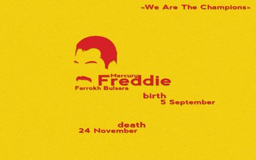 mercury, freddie, champions, the, we, are