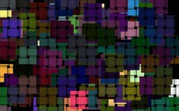 обои, текстура, цвет, переплетение, корзина, плетенка, разноцветье
