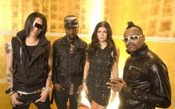 звезда, muzyka, gruppa, the black eyed peas