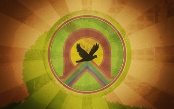 cveta, minimalizm, znak, art. stil, ptica. golub