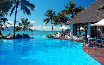 курорт, тропики