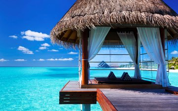tropics, the maldives