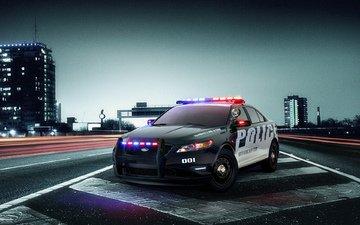 полицейская, interceptor, concept, mashiny, мускул, фон.jpg
