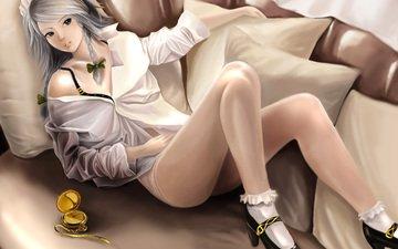 girl, anime, kartinka, syuzhet, yepizod, risunok