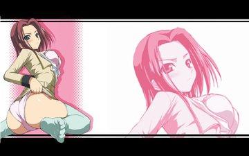 girl, anime, kartinka, yepizod, risunok