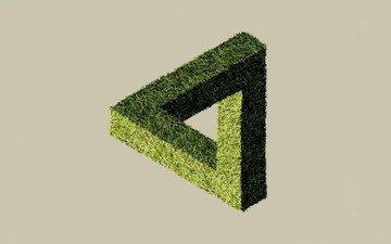 art, fon, kreativ, minimalizm, figura, geometricheskaya