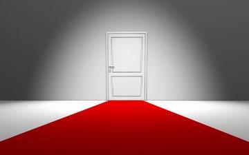 stil, komnata, dom, dver, kreativ, minimalizm, door