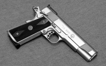 оружие, пистолет, кольт