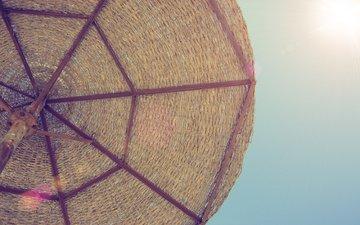 палатка, leto, solnce, zhara