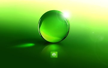 zelenyj, shar, ntv