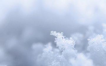 fon, makro, sneg