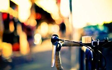 bliki, nastroenie, velosiped, rul