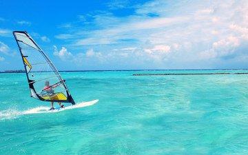 sea, stay, surfing, tropics, the maldives