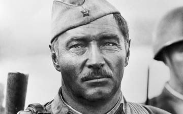 "war, actor, the film, soldiers, vyacheslav vasilyevich tikhonov, ""they fought for the motherland"""
