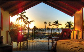 interior, sea, stay, tropics, fazenda