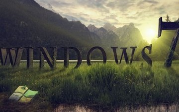 grass, frog, 7, seven, win, windows, flowers.