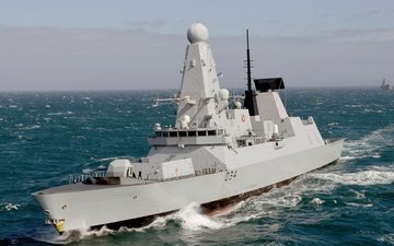 navy, royal, hms diamond, destroyer