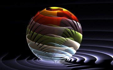 шар, элементы, сталь