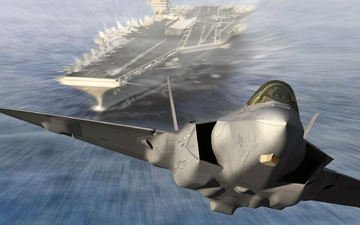 fighter, carrier-based fighter, f-35c, navy