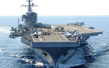 the last (tenth) aircraft carrier