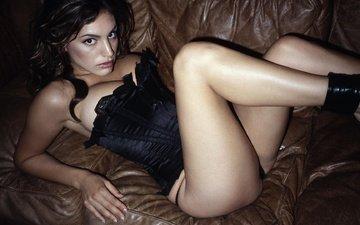 диван, корсет