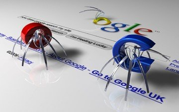 google's search engine.