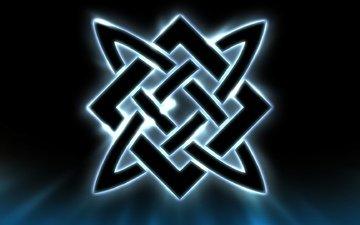 символ, знак, квадрат сварога, нацики