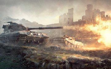 world of tanks, british, wot
