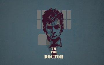 doctor who, the tardis, tenant
