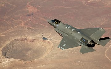 lockheed martin, f-35a, fighter us air force, test flight