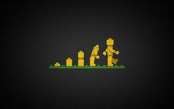 minimalism, lego, evolution, designer