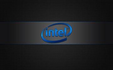 лого, бренд, интел