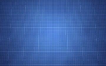 line, blue, mesh, squares