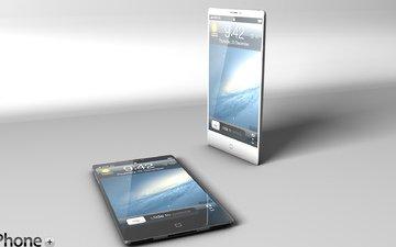 concept, смартфон, айфон, iphone plus