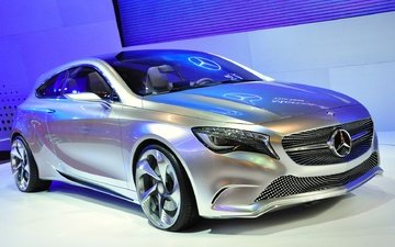 concept a-class., мерседес-бенц