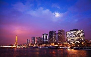 париж, франция, высотки, la tour eiffel, франци, эйфелева башня
