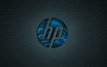 лого, бренд, hi-tech, hp