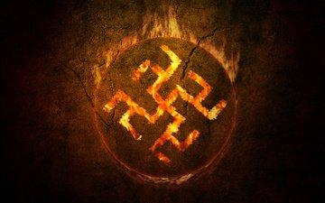 символ, русь, семантика