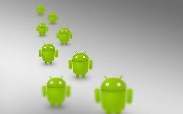 андроид, ос, валлпапер, гугл