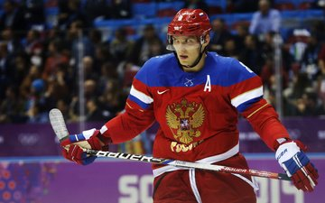 hockey, hockey player, russia, athlete, alexander ovechkin