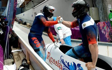 russia, olympics, bobsled, 2014, sochi, zubkov, the governor