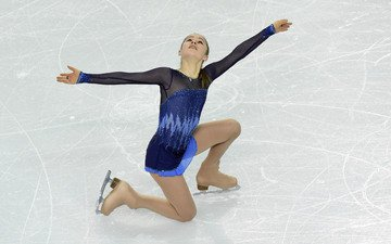 look, ice, russia, hands, cross, skates, figure skating, sochi 2014, sochi 2014 olympic winter games, the xxii winter olympic games, yulia lipnitskaya, skater, champion, xb