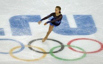 ice, olympics, figure skating, sochi 2014, yulia lipnitskaya
