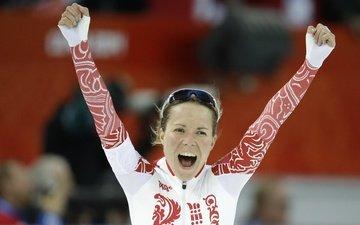 olympics, sochi 2014, olga graf, bronze medalist