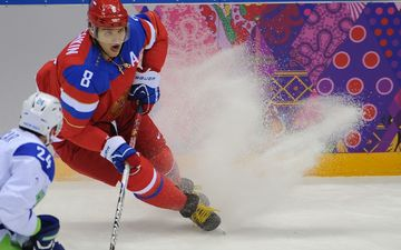 hockey, ice, russia, alexander ovechkin, sochi 2014, sochi 2014 olympic winter games, the xxii winter olympic games