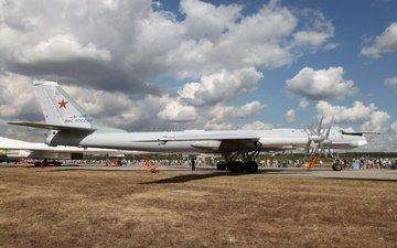 airshow, tu-95ms