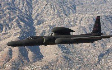 "flight, landscape, scout, strategic, lockheed u-2, ""dragon lady"", tall"