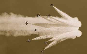 flight, aviation, aircraft, airshow