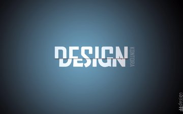 the inscription, minimalism, creative, text, minimal, design, kontora